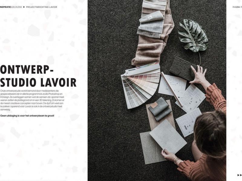 Nieuw: ons inspiratiemagazine