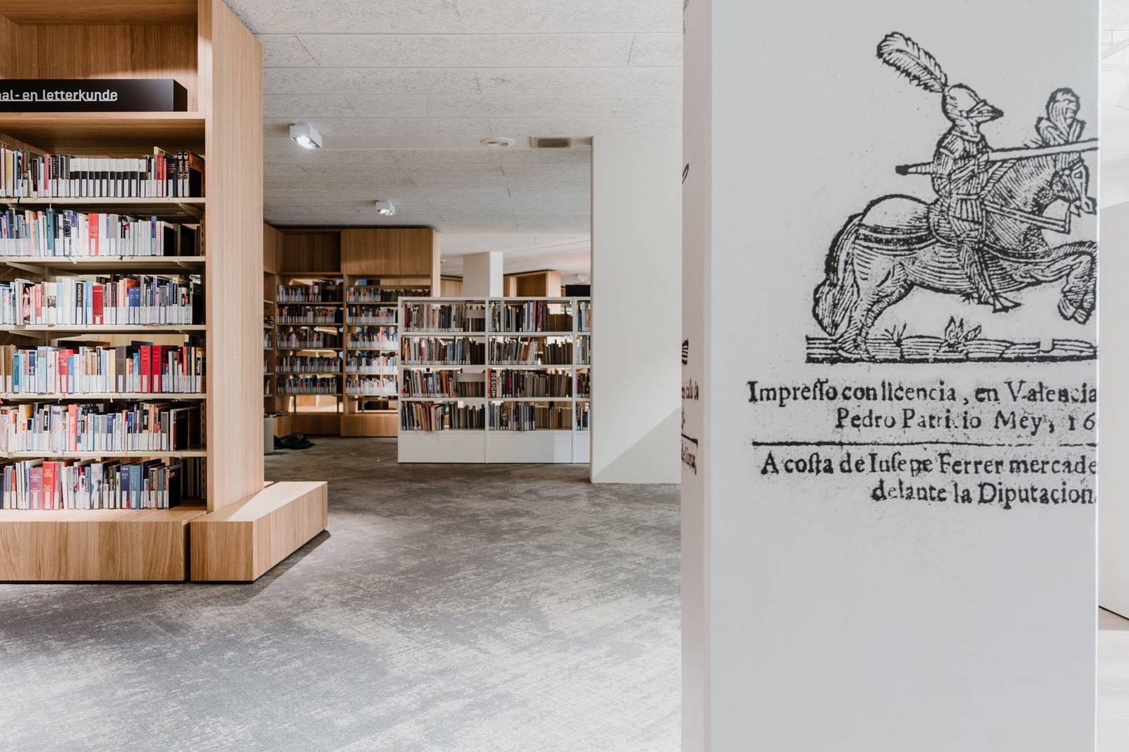 Een Bibliotheek van Nu in Roosendaal