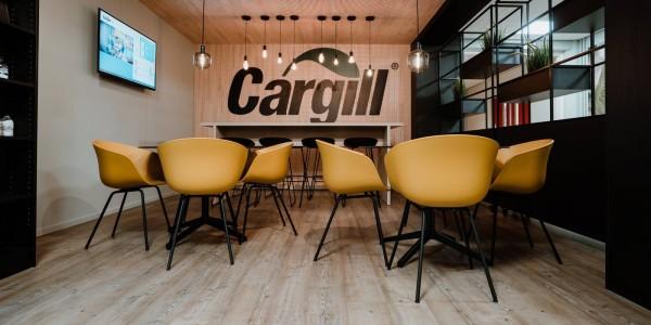 Nieuwe kantine Cargill